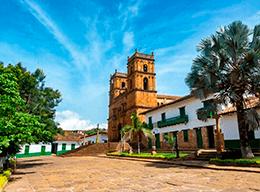 Catedral de Barichara