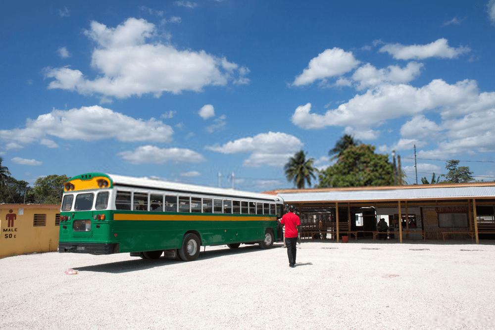 Autobuses en Colombia