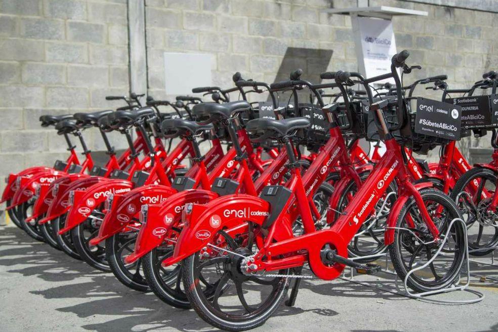 Alquiler de bicicletas en Colombia