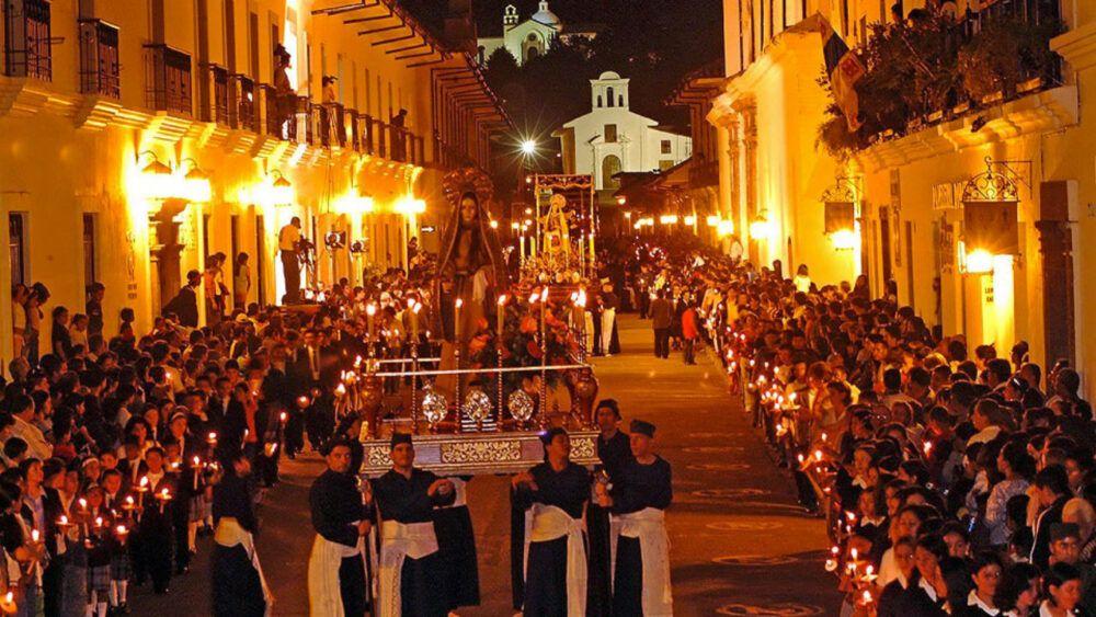 Colombia en Semana Santa