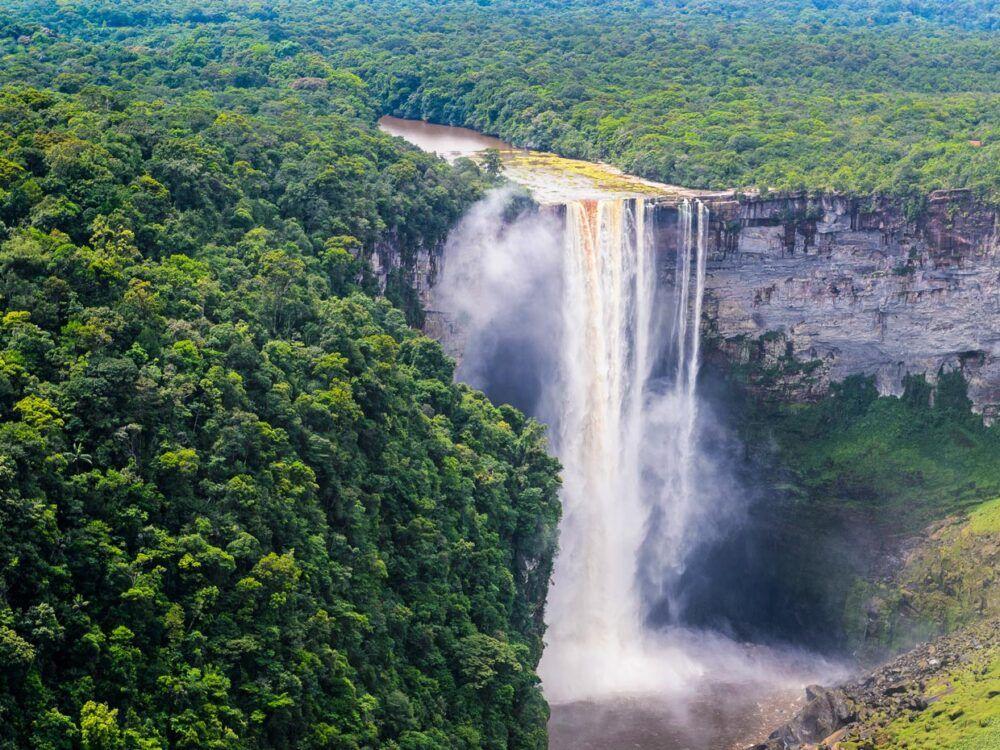 Las 10 mejores cascadas de Colombia