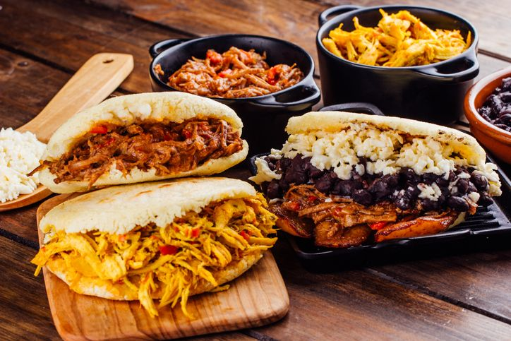 Comida típica de Colombia