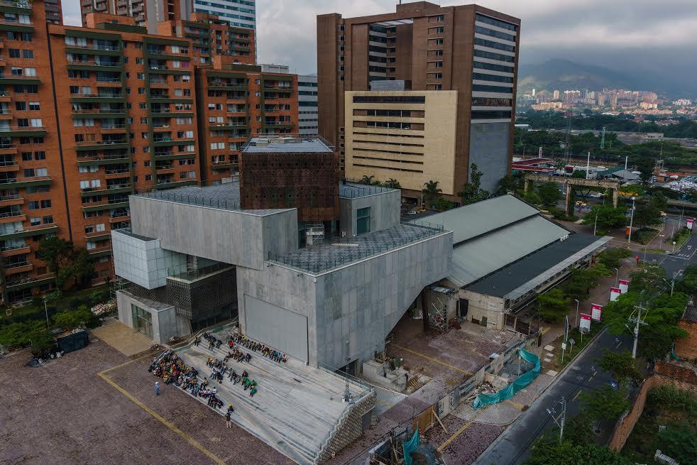 Museo De Arte Moderno De Medellín Colombia