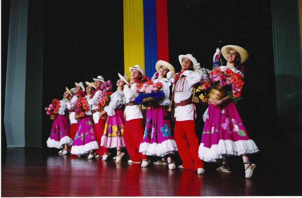 Bailes Colombianos