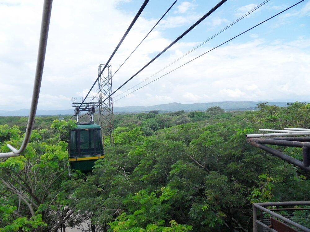 ¿Dónde está Parque Isla del Mohán, Colombia?