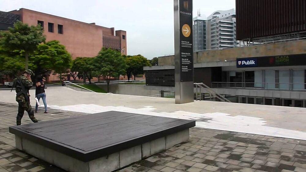 Plaza Mayor Colombia