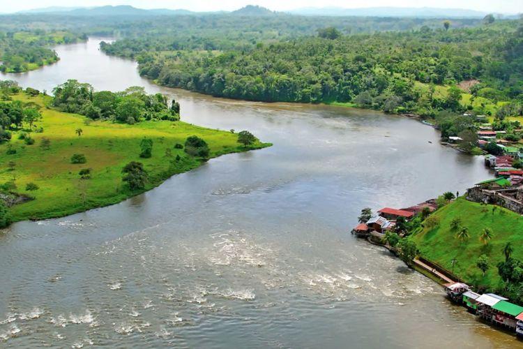 Los mejores ríos de Colombia