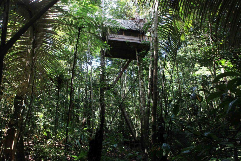Reserva Natural Tanimboca, Colombia