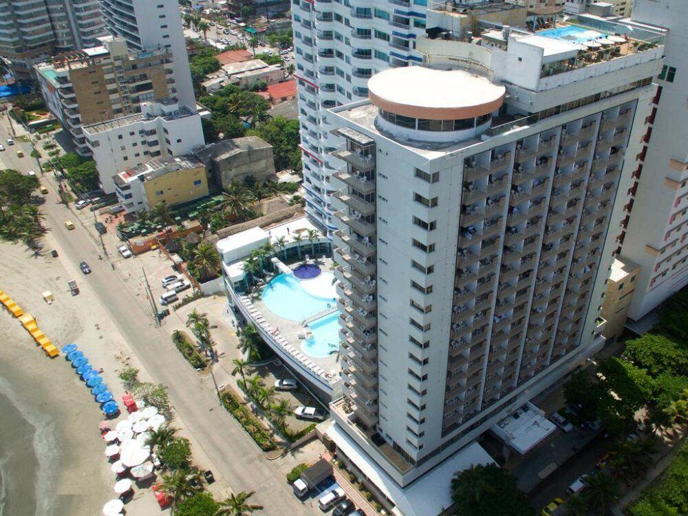 Colombia. Hotel Capilla del Mar