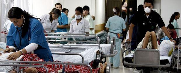 Sistema sanitario Colombiano
