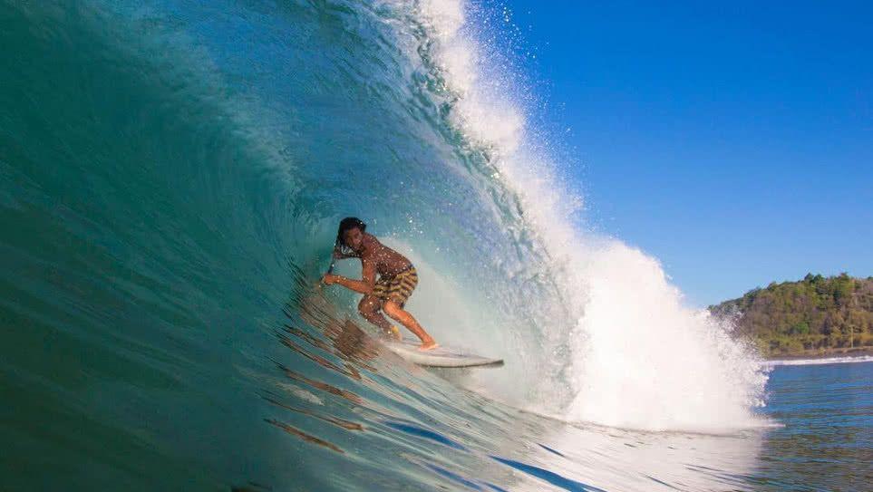 Los mejores surf spots de Colombia