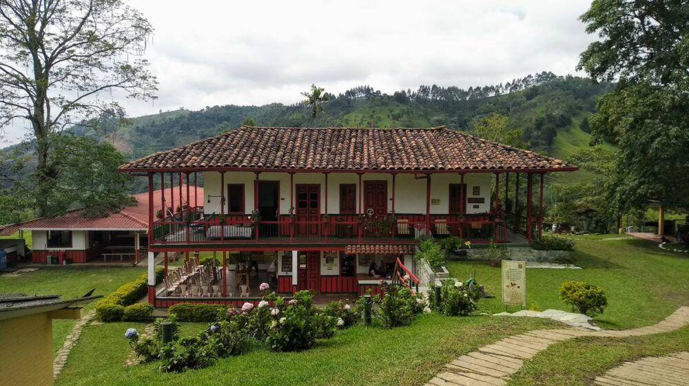 Pasar la noche en Colombia