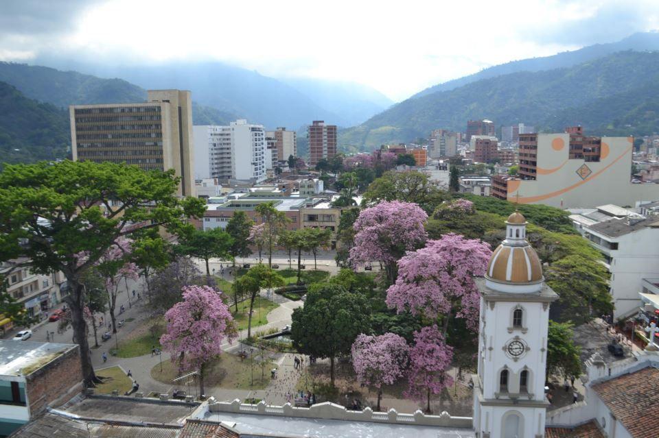 Ibagué en Colombia