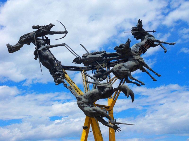 El Monumento a la Cacica Gaitana
