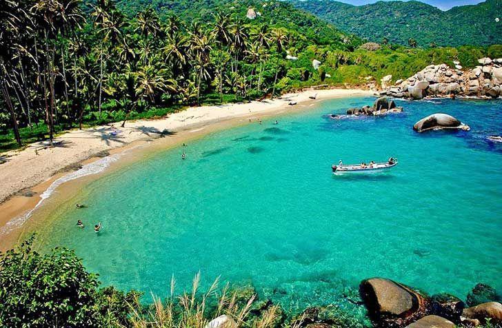 Mejores playas de Colombia para bañarse