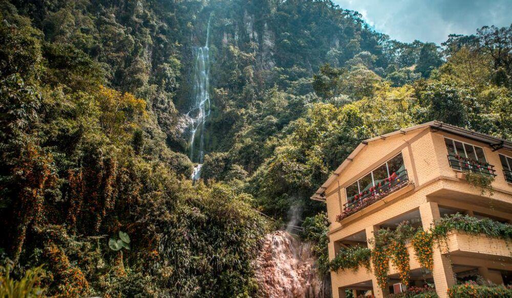 Que ver y visitar en Santa Rosa de Cabal, Colombia.