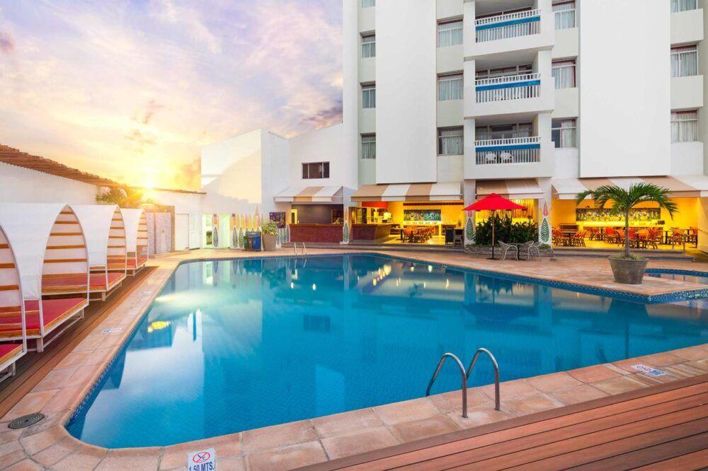 Actividades en los hoteles de Colombia