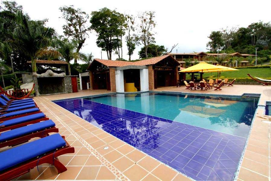 Luxury suites & vilas for rent in Colombia