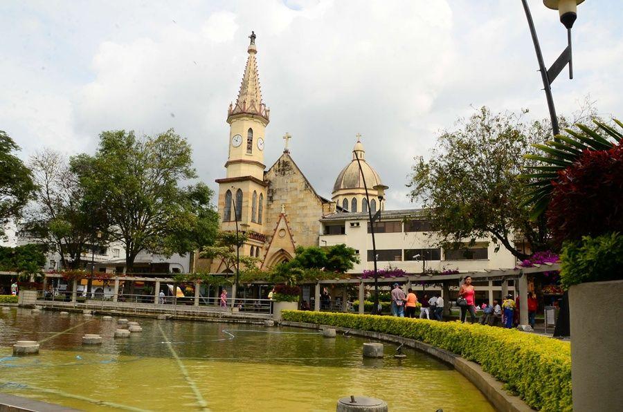 Turismo en Pereira