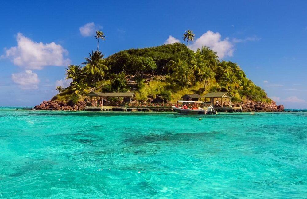 Playas paradisíacas de Colombia