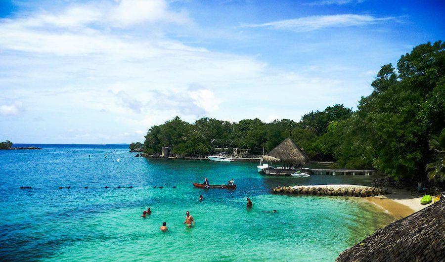 La mejor playa de Colombia para nosotros