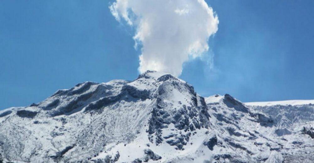 Dónde está Nevado del Ruiz, Colombia