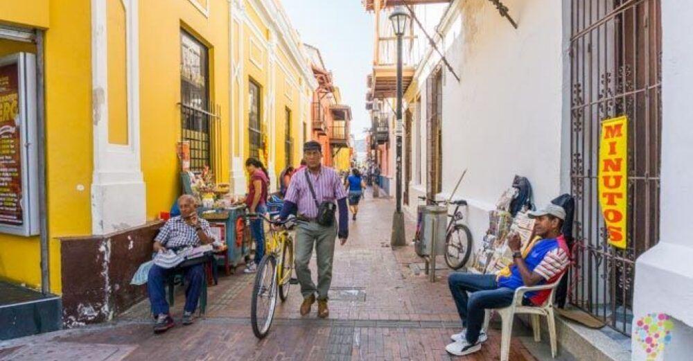 Alojamiento en Colombia