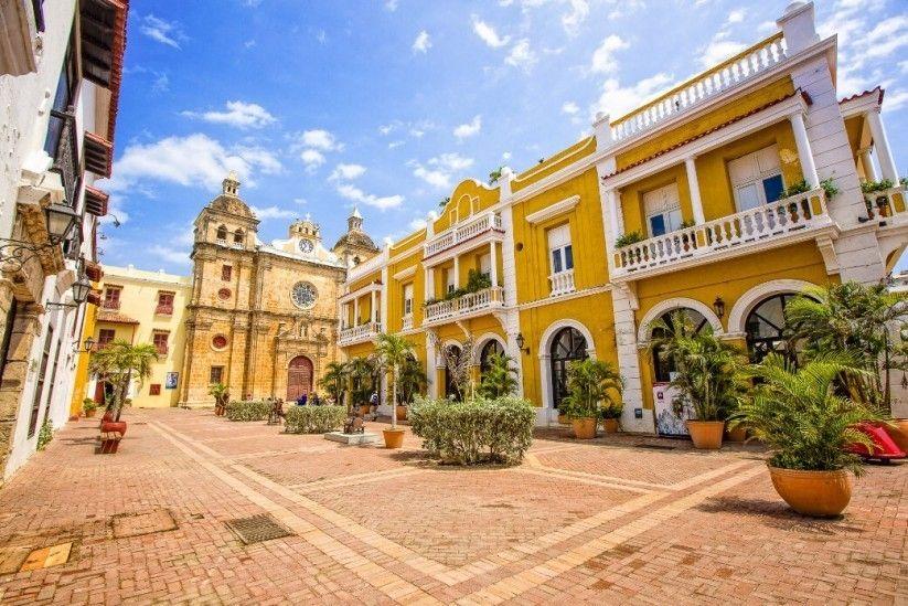 Dónde dormir en Colombia