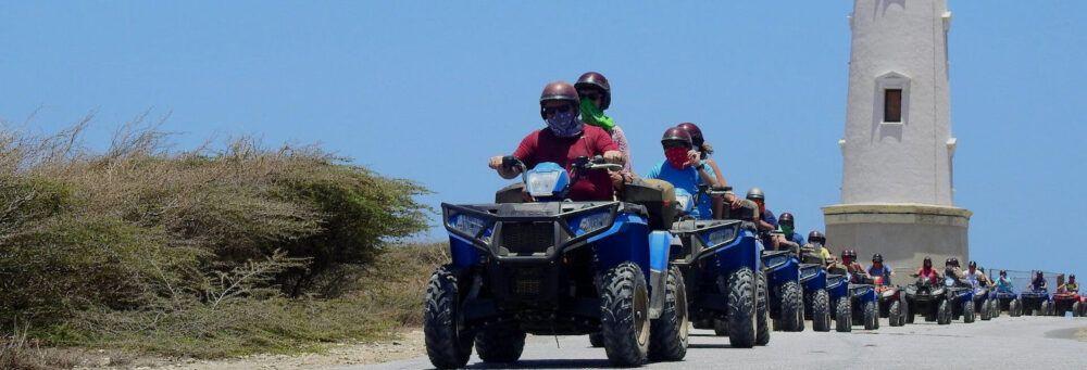 Alquilar Quads en Colombia