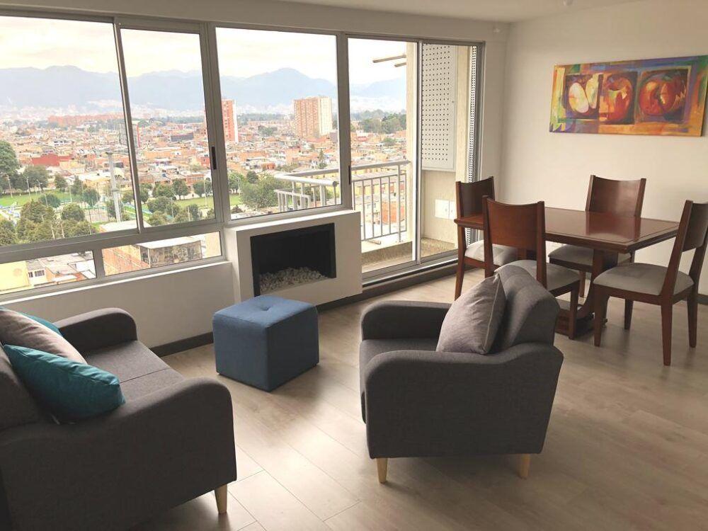 Dónde alquilar un apartamento en Colombia