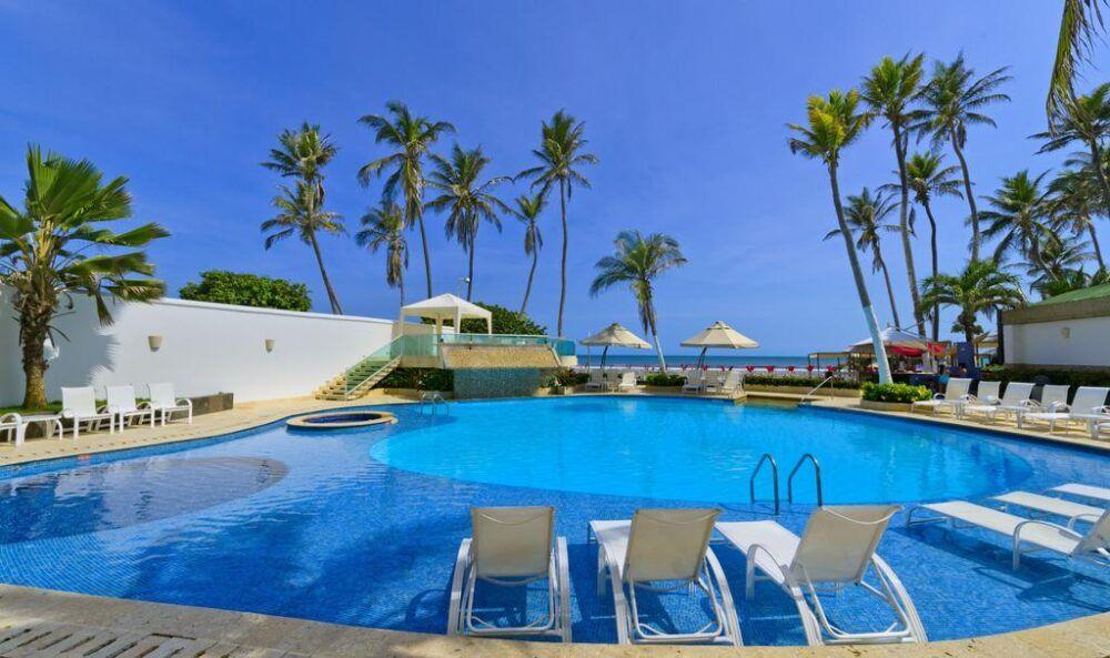 Booking Cartagena de Indias Colombia