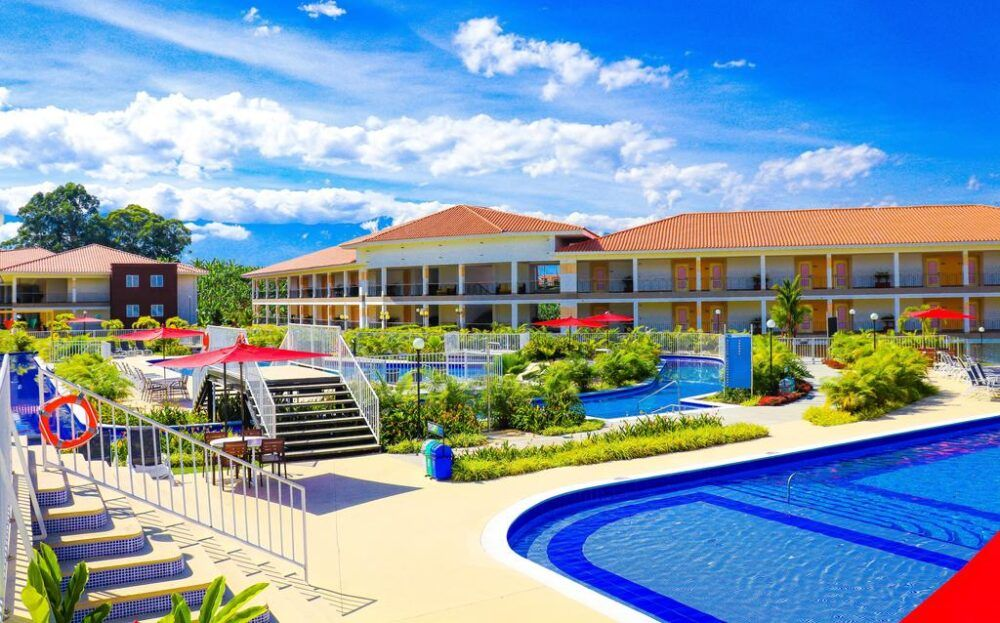 Colombia hotel booking