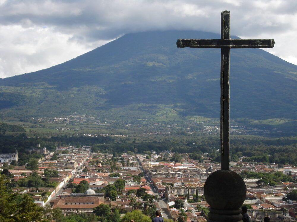 Cerro de La Cruz, Colombia
