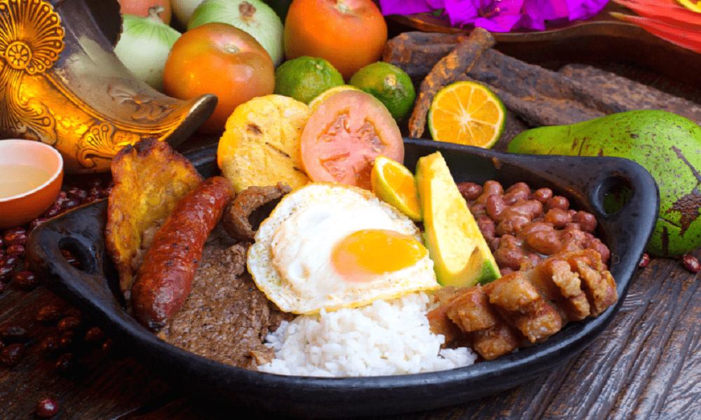 Cocina Colombia