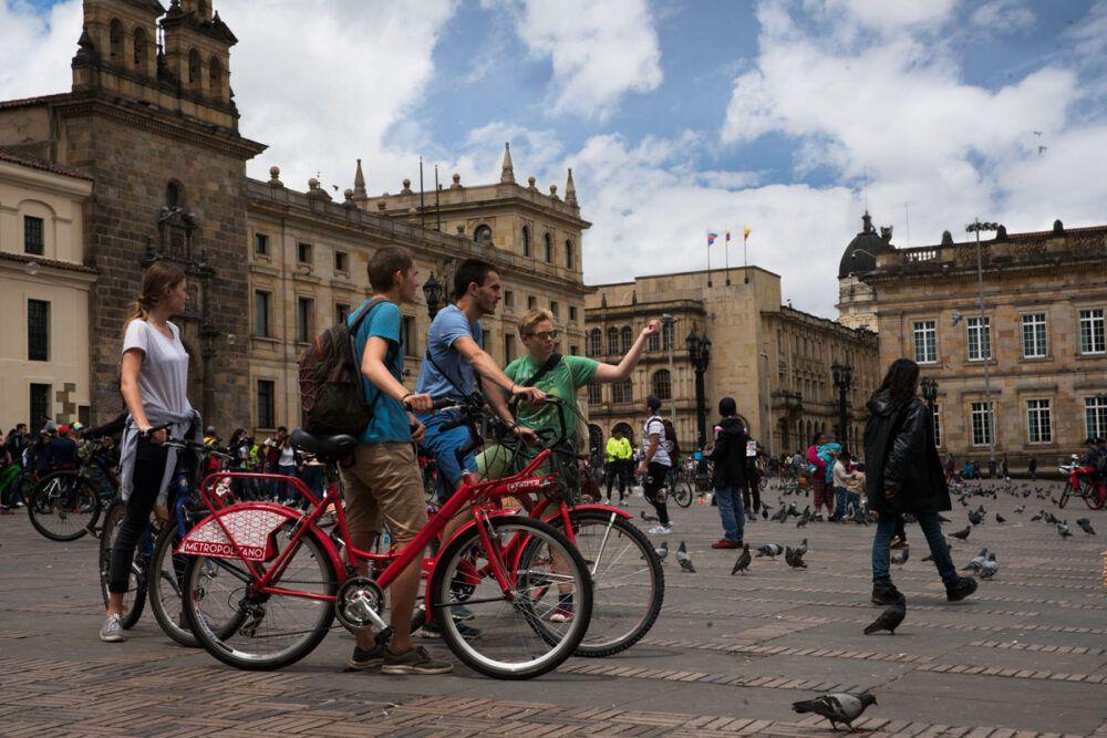 Tours por Bogotá