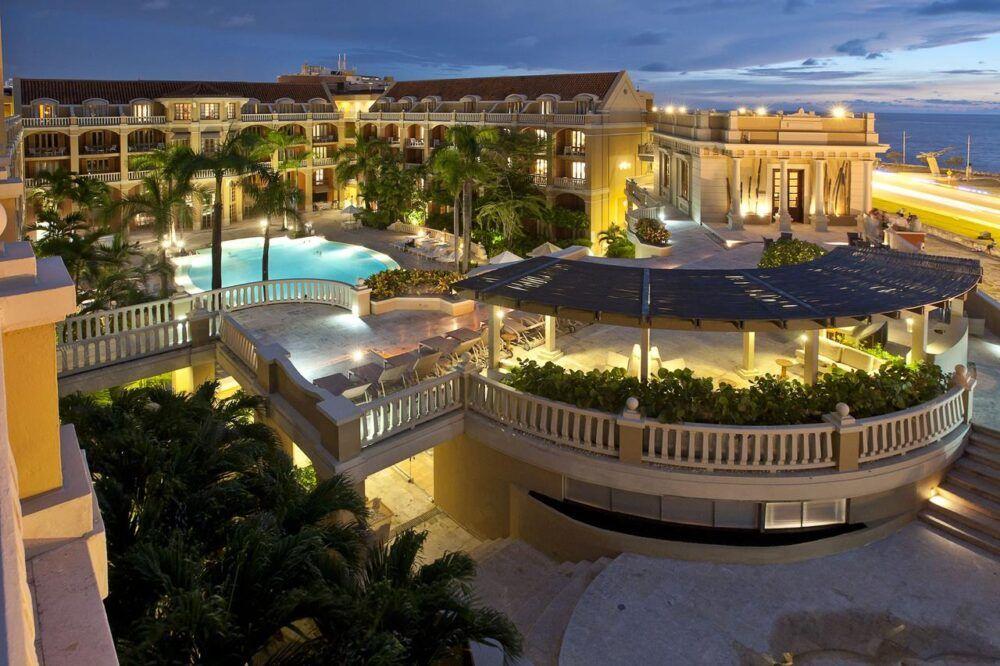 Hotel Sofitel Santa Clara, Cartagena