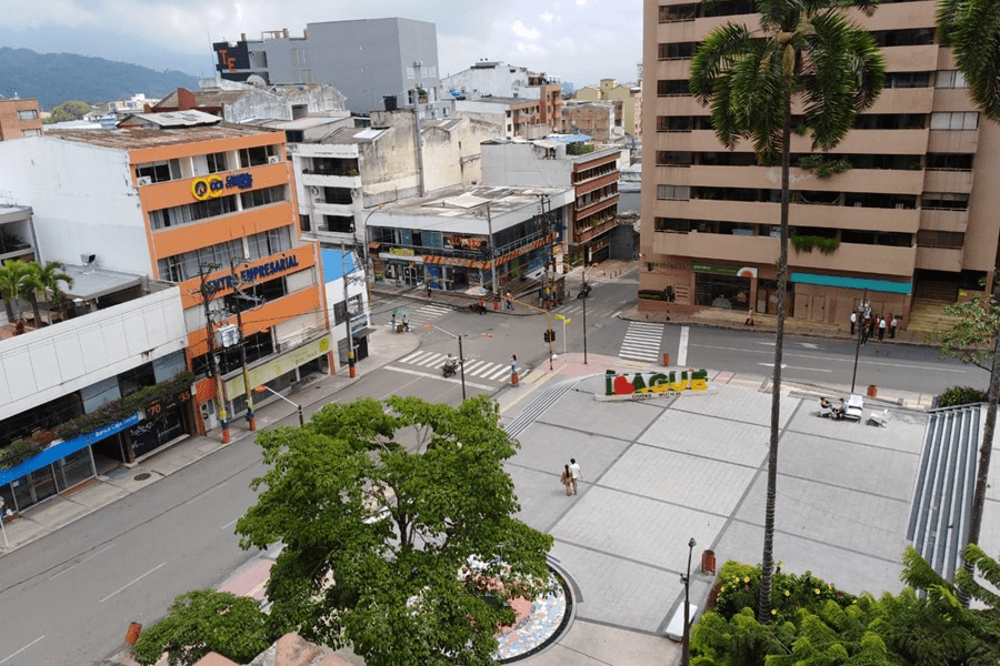 Turismo en Ibagué, Colombia