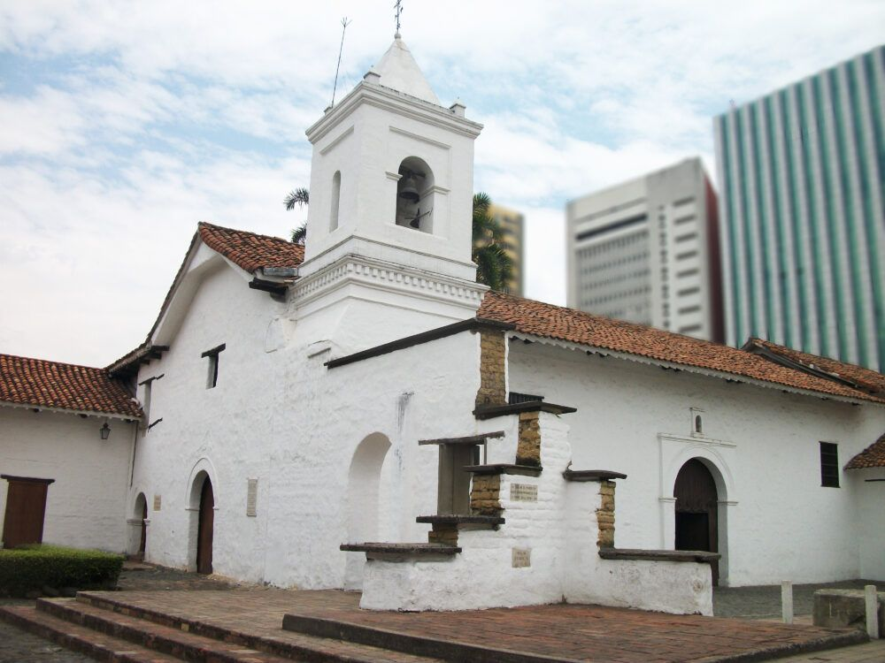 Iglesia La Merced Colombia