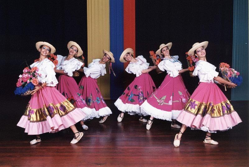 Bailes típicos de Colombia