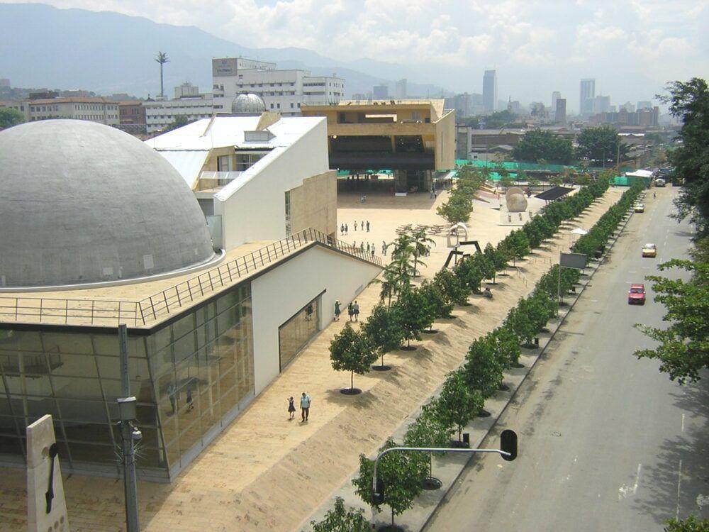 Parque De Los Deseos Colombia