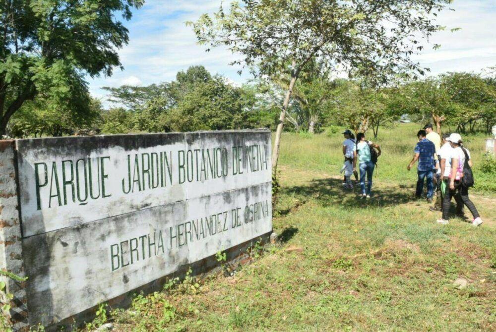Parque Jardín Botánico de Neiva Bertha Hernández De Ospina