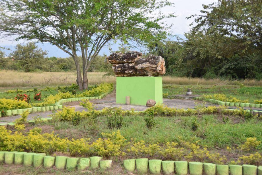 ¿Dónde está Parque Jardín Botánico de Neiva Bertha Hernández De Ospina, Colombia?