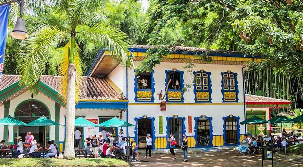 Parque Nacional del Café, Colombia