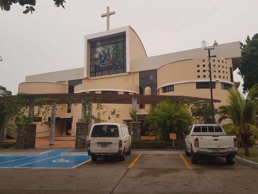 Parroquia Santa Marta, Colombia