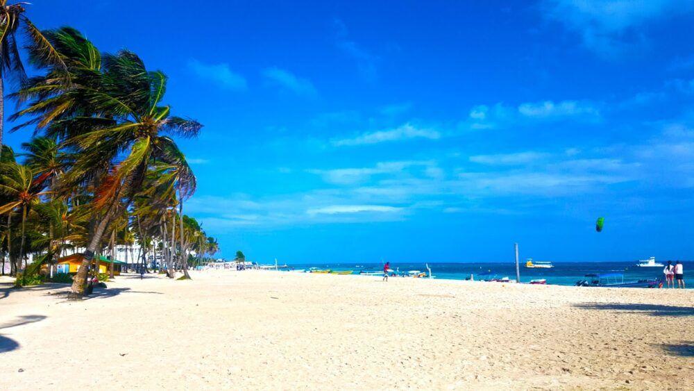 Playa Spratt Bight