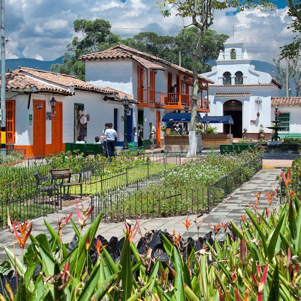 Pueblito Paisa Colombia