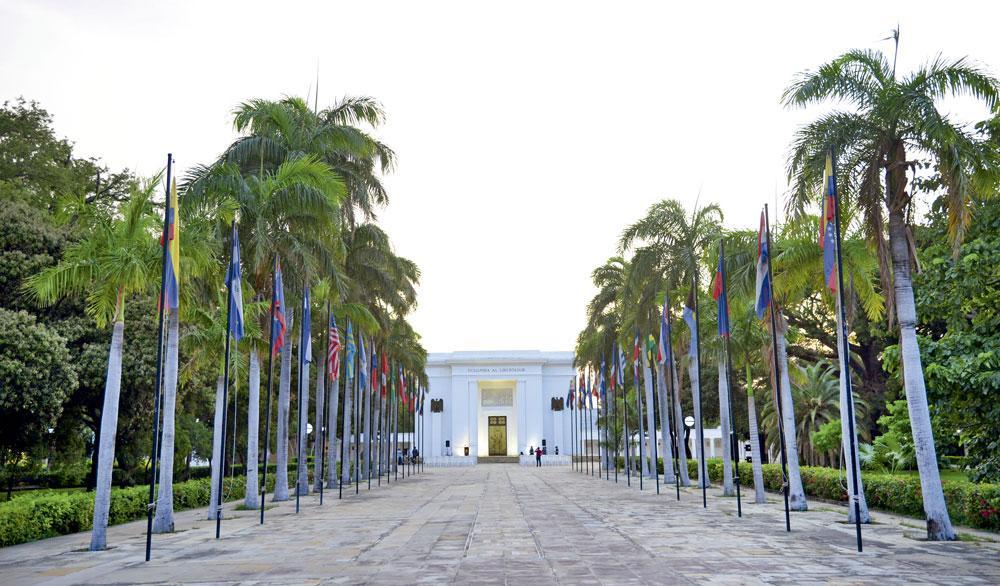 Quinta De San Pedro Alejandrino, Colombia