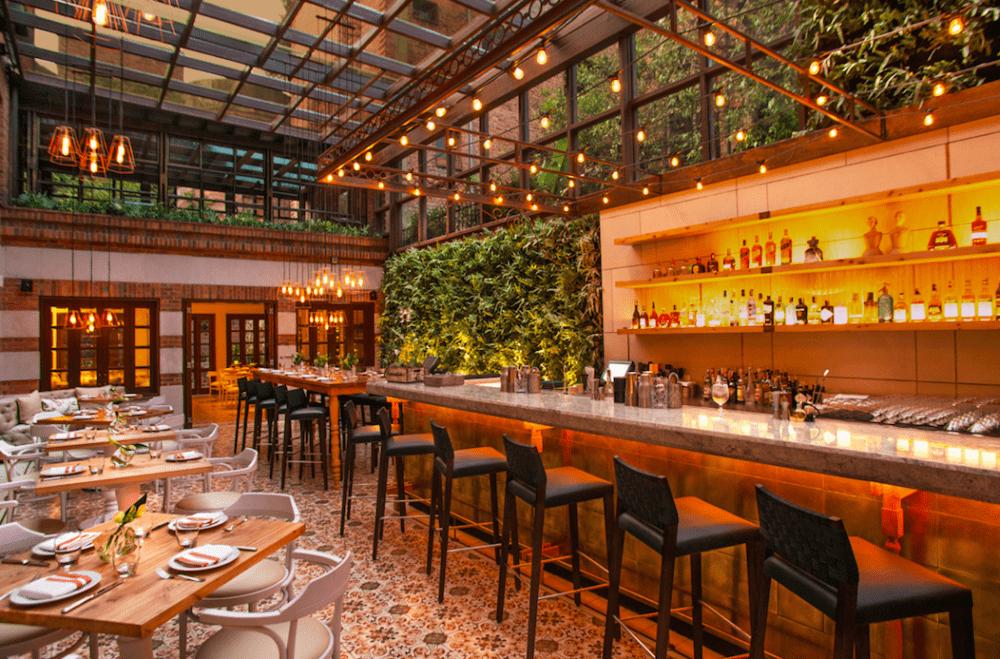 Restaurantes españoles en Colombia